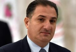 Caretaker Minister of Telecommunications Talal Hawat