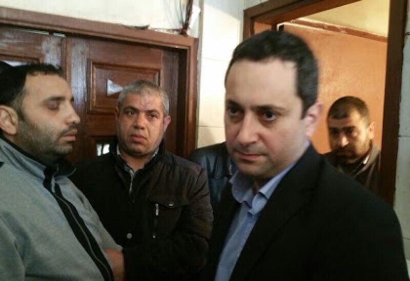 Judicial Investigator Tarek Bitar