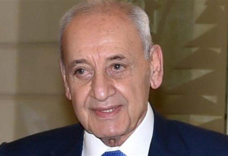 Parliament Speaker Nabih Berri