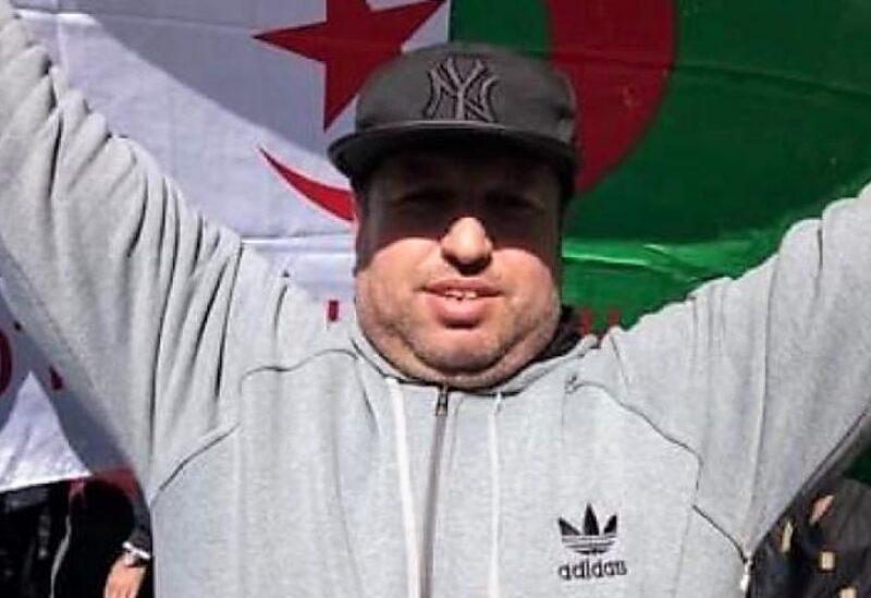 Algerian journalist Abdelhakim Setouane