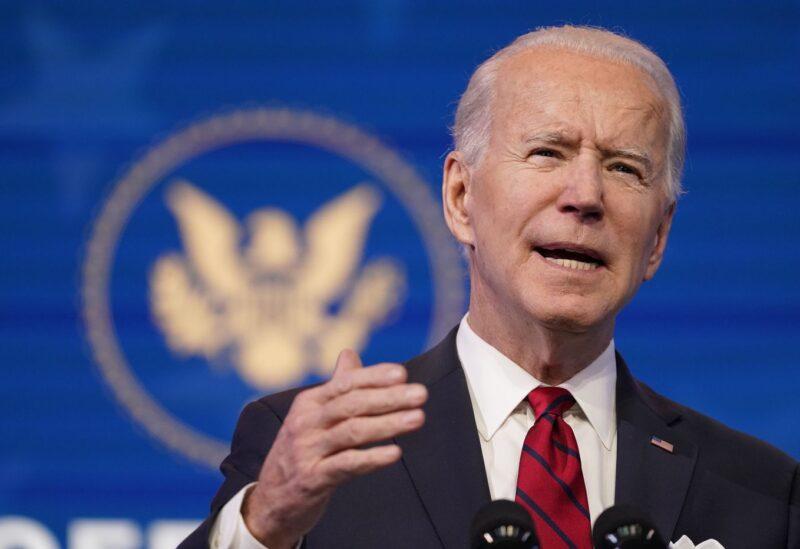 American President Joe Biden.