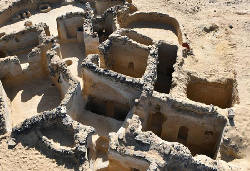 Ancient ruins discovered in Egypt