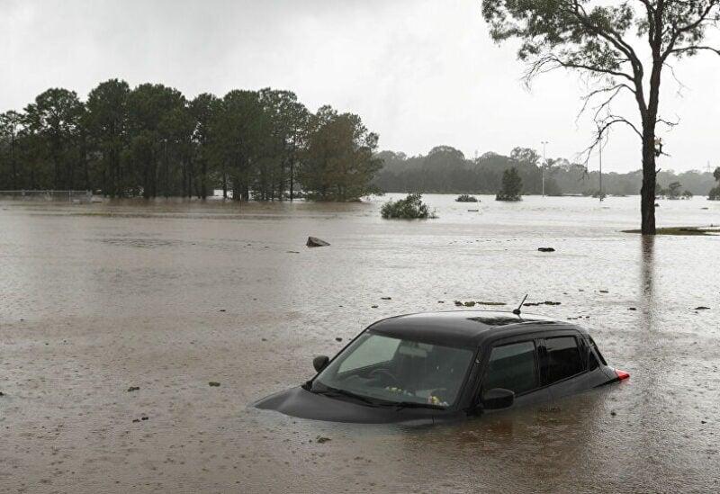 Australia's New South Wales floods