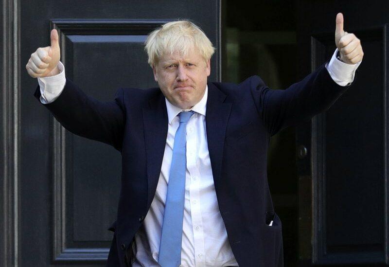 Britain Prime Minister Boris Johnson