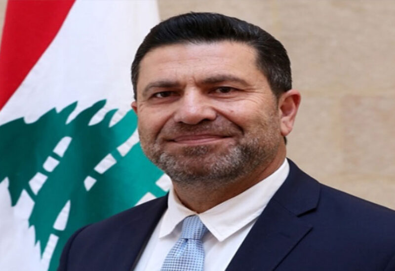 Caretaker Minister of Energy and Water Resources, Ryamond Ghajar