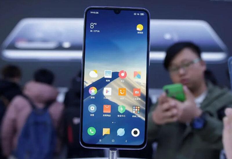China's smartphones