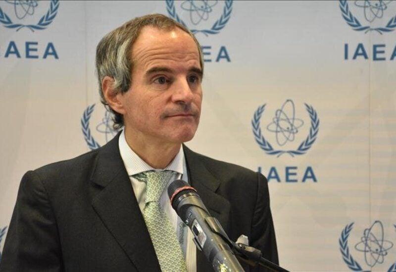 Director General of the International Atomic Energy Agency Rafael Grossi