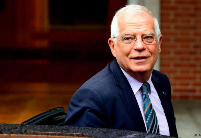 EU High Representative for Foreign Affairs and Security Policy, Josep Borrell
