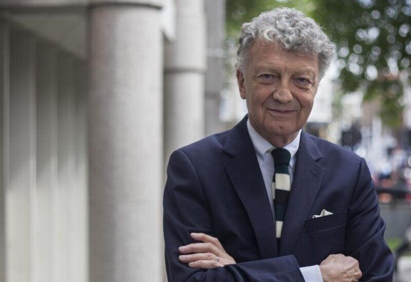 Ex charity regulator Chief William Shawcross