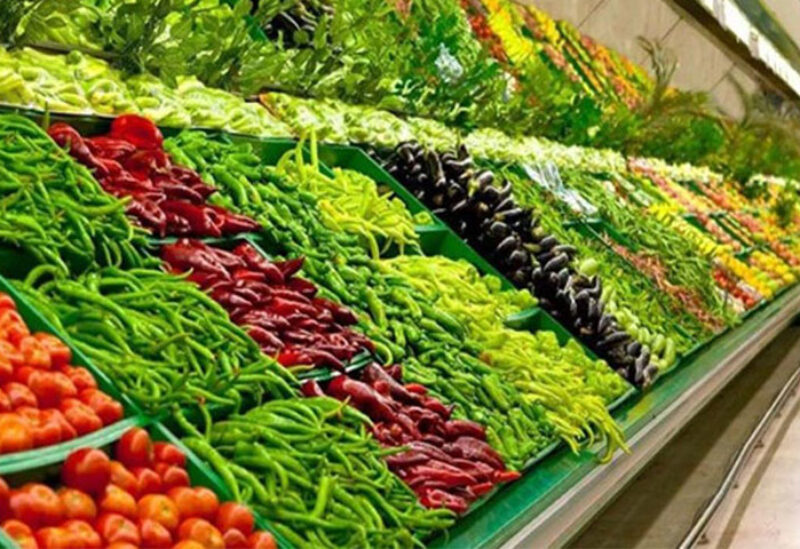 Food prices up