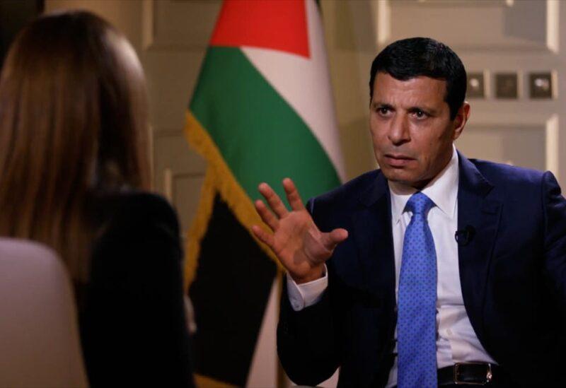 Former Fatah leader in Gaza Mahmoud Dahlan