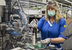 German factories