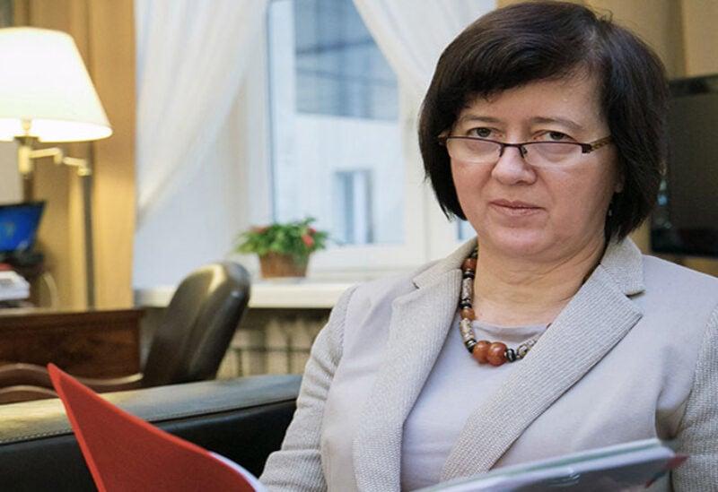 UN Special Coordinator to Lebanon Joanna Wronica