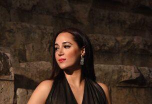 Jordanian opera singer Zeina Barhoum