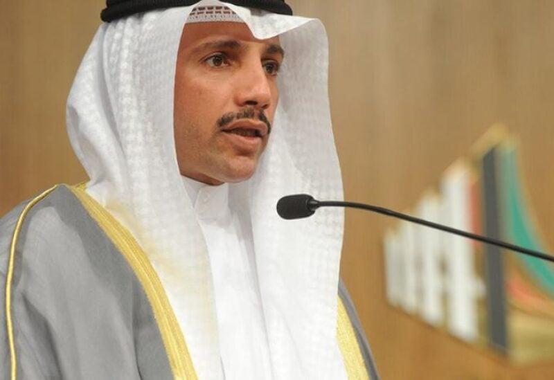 Kuwait's National Assembly Speaker Marzouq Al Ghanim