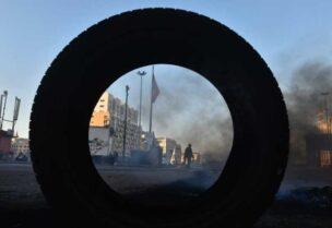 Lebanon protest - Archive