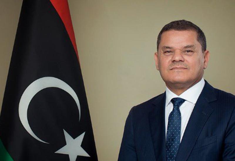 Libya's interim Prime Minister Abdul Hamid Dbeibah