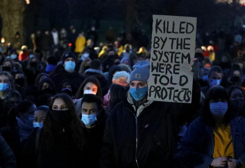 London-Demonstrations