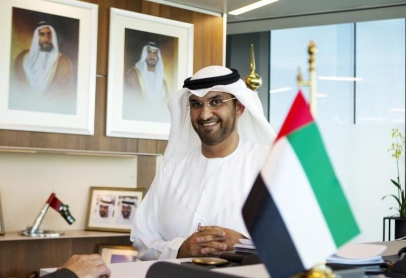 Minister of Industry and Advanced Technology Dr Sultan Al Jaber
