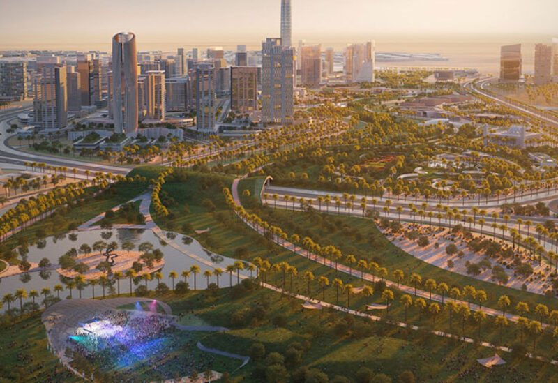 New Administrative Capital in Egypt