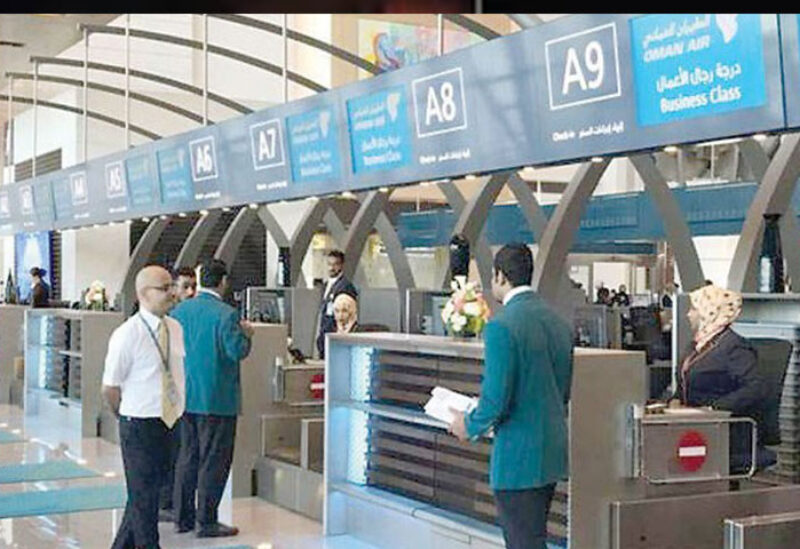 Oman travel ban