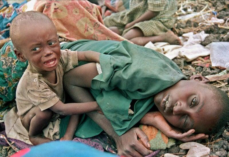 Archive- Rwanda massacre
