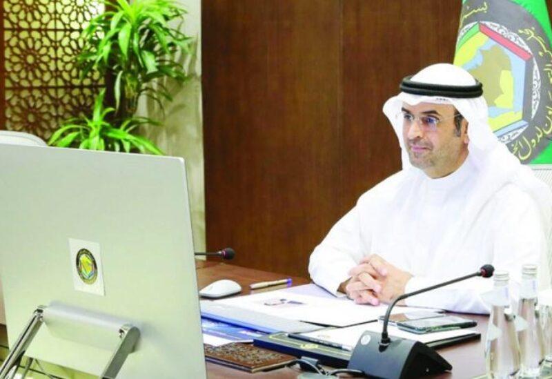 Secretary General of the Gulf Cooperation Council (GCC), Nayef Al-Hajraf