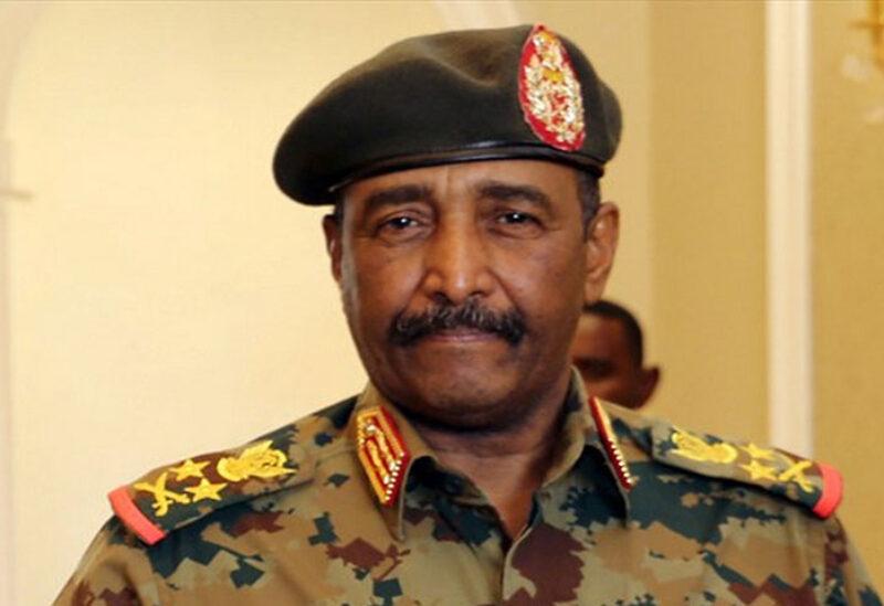 Sudan's Sovereign Council chief General Abdel Fattah Al Burha