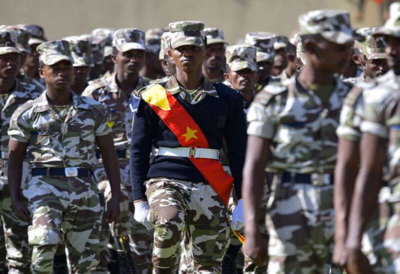 Sudan's forces
