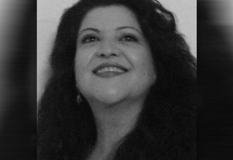 Syrian actress Raefa AL Riz
