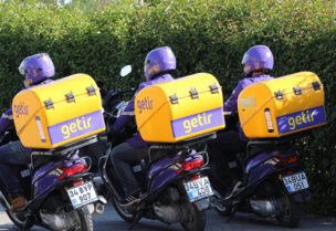 Turkish delivery firm Getir