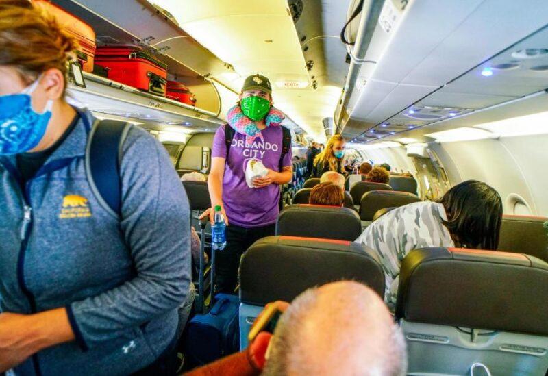 U.S. air travelers