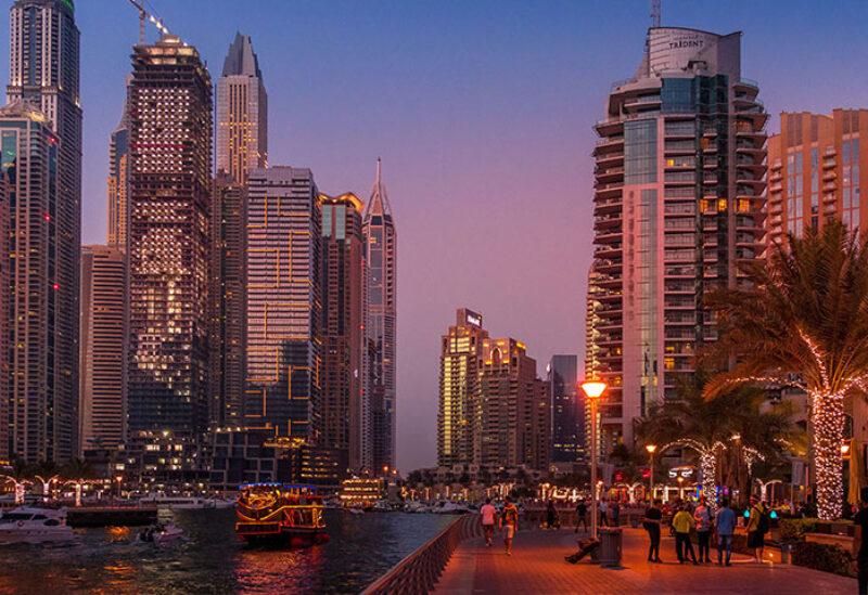 UAE's economic recovery in 2021