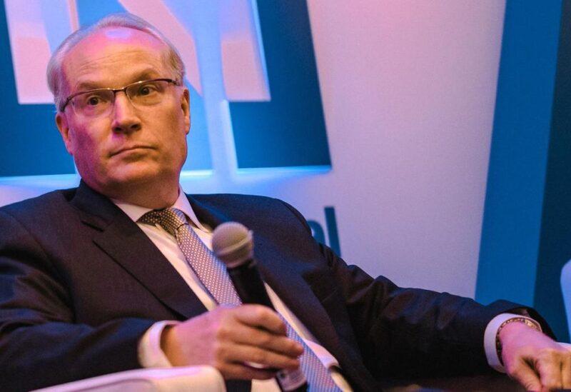 US Special Envoy for Yemen Tim Lenderking