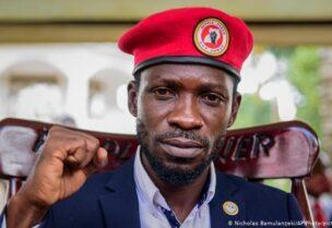 Uganda opposition leader Bobi Wine