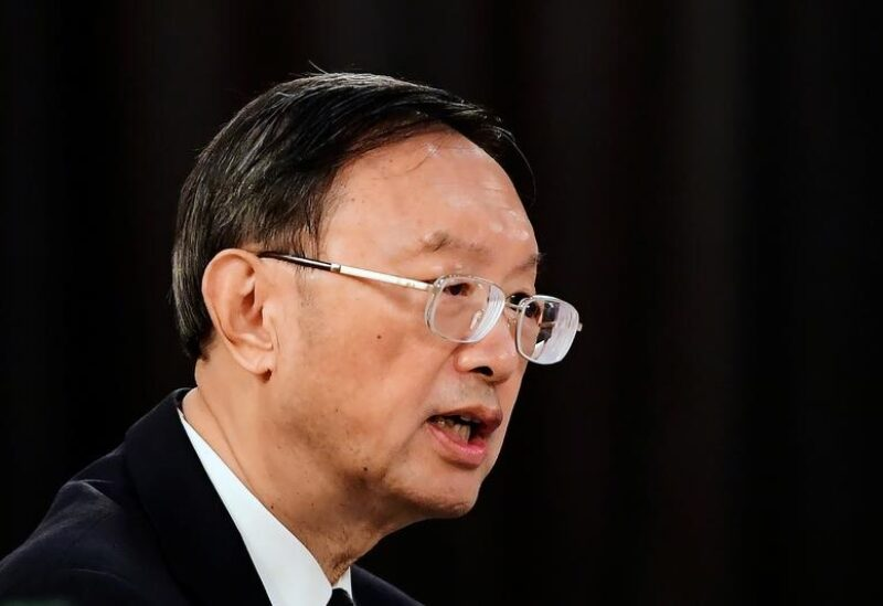 China's top diplomat, Yang Jiechi