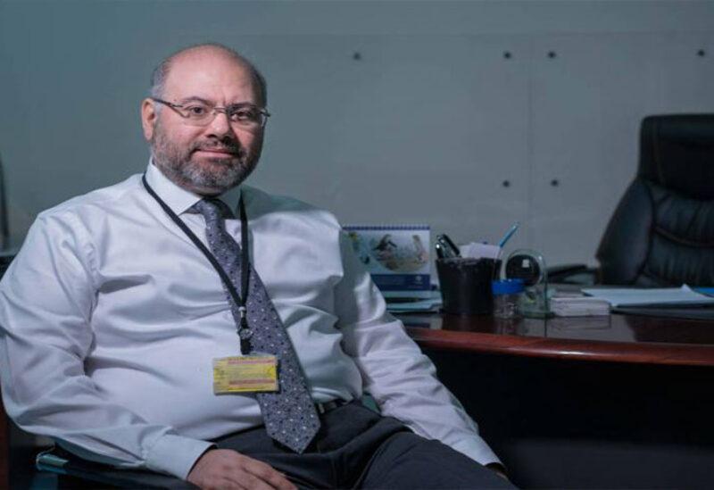 Director General of Rafik Hariri University Hospital Firas Abiad