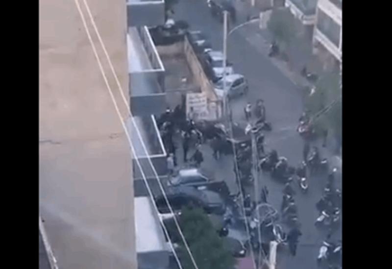 Clashes erupt in Aisha Bakkar