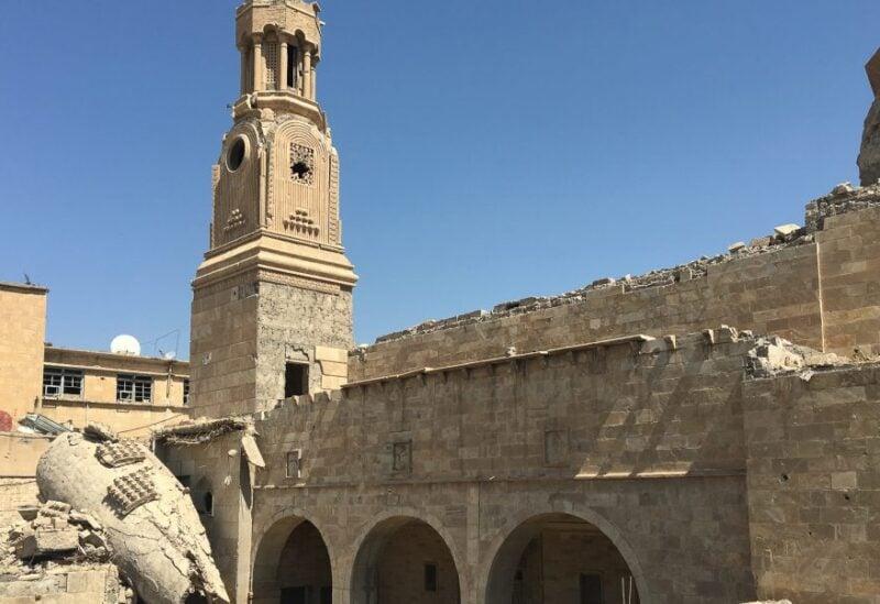 Al Tahira church in Mosul