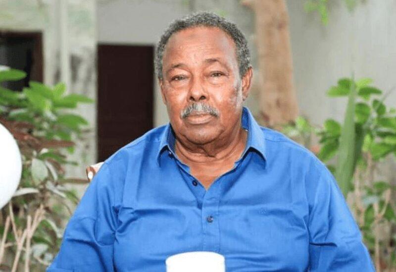 Late former Somalian President Ali Mehdy Mohammad