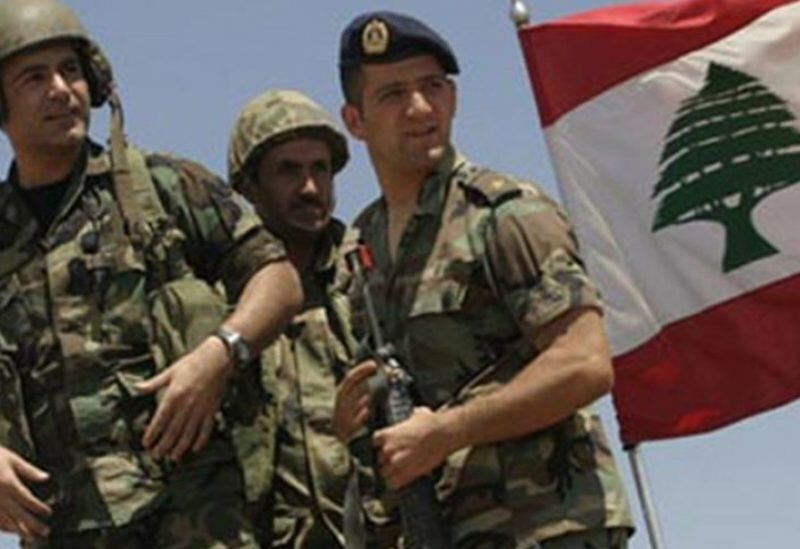 FILE PHOTO: The Lebanese Armed Forces.