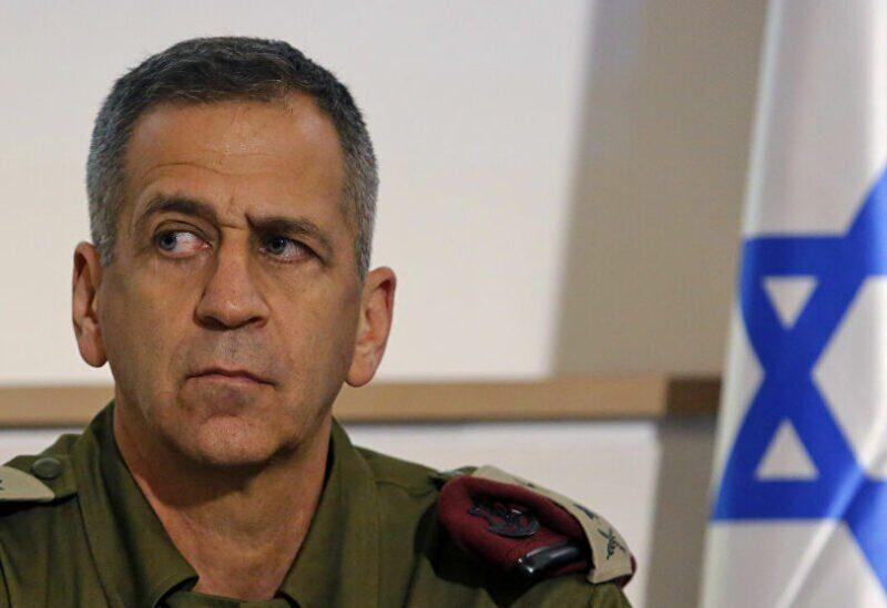 Israeli Chief of Staff, Aviv Kochavi