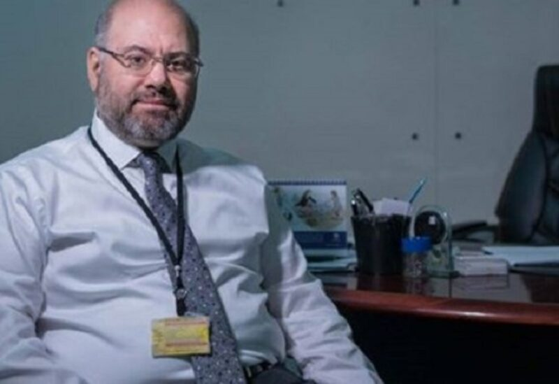 The Director of Rafik Hariri University Hospital (RHUH), Dr. Firas Abiad.