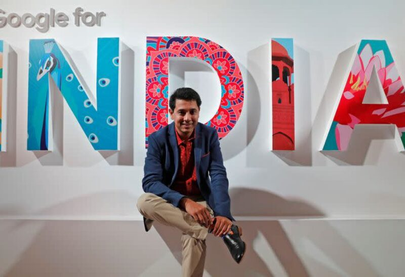 FILE PHOTO: Caesar Sengupta, Google's General Manager of Payments and Vice President leading the Next Billion Users (NBU) initiative, poses for a picture after an interview with Reuters in New Delhi, India, August 28, 2018.
