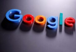 FILE PHOTO: A 3D printed Google logo is seen in this illustration taken April 12, 2020.