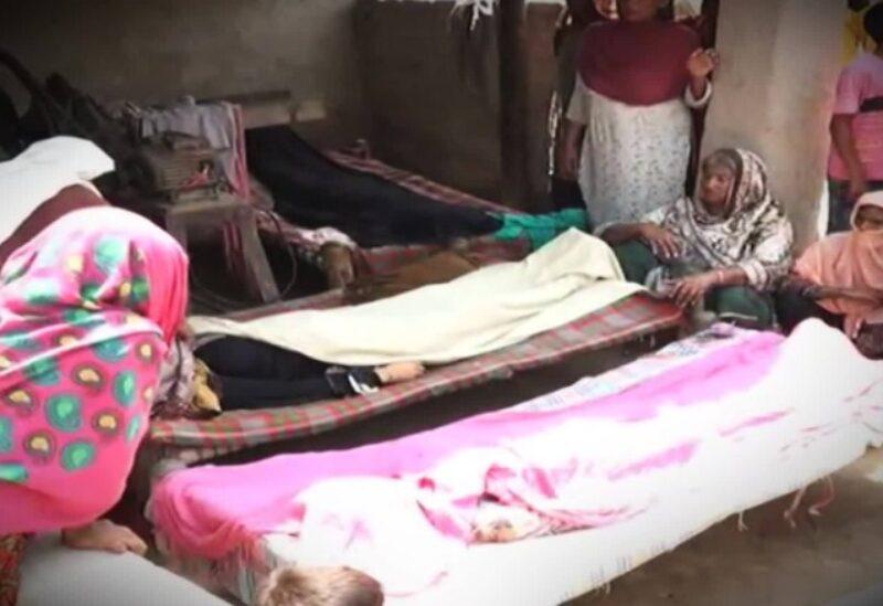 Victim of 'honor killing' in India