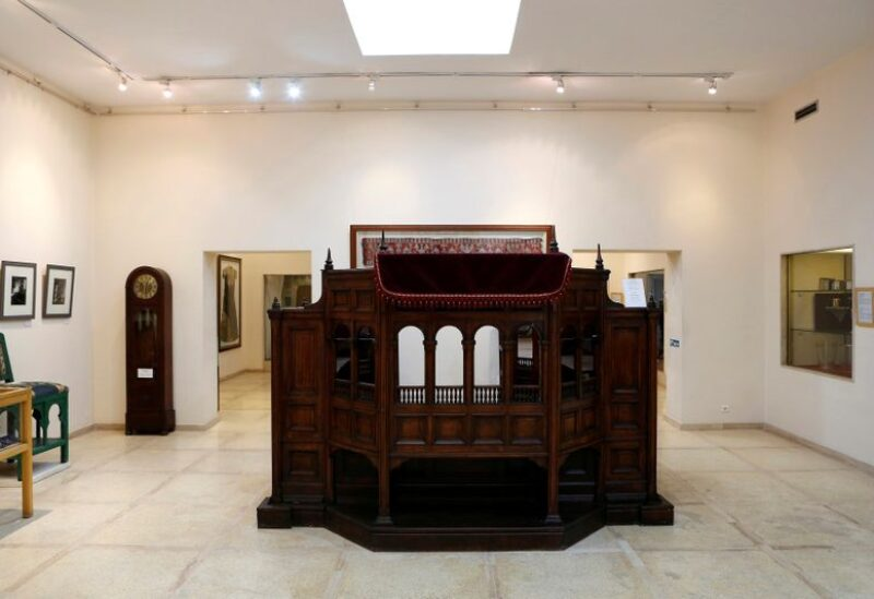 FILE PHOTO: The Museum of Moroccan Judaism is pictured in Casablanca, Morocco March 28, 2019.