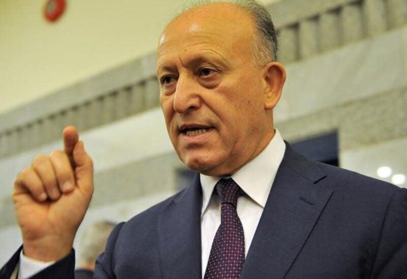 Former Lebanese minister Ashraf Rifi
