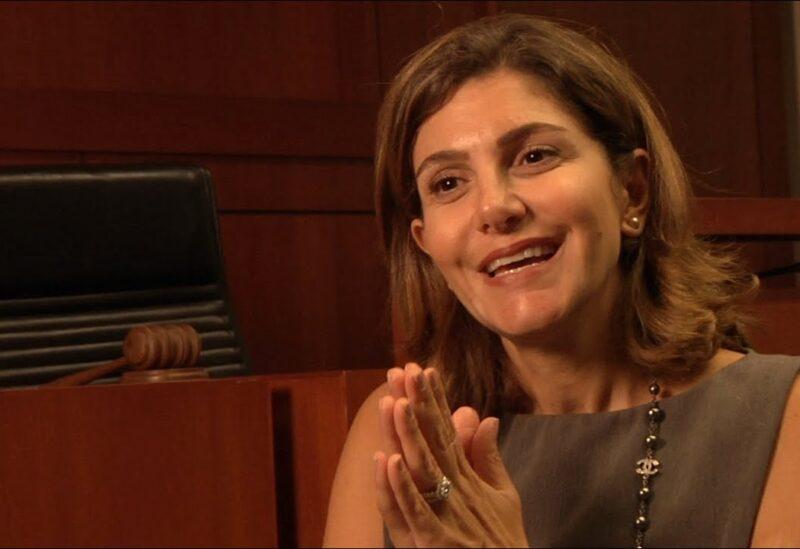 International lawyer and political activist Rendala Baydoun
