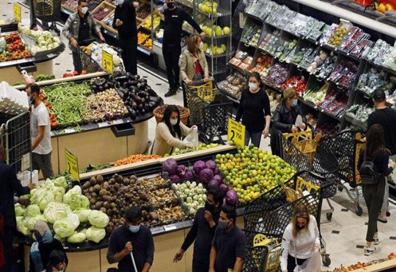 supermarket clash